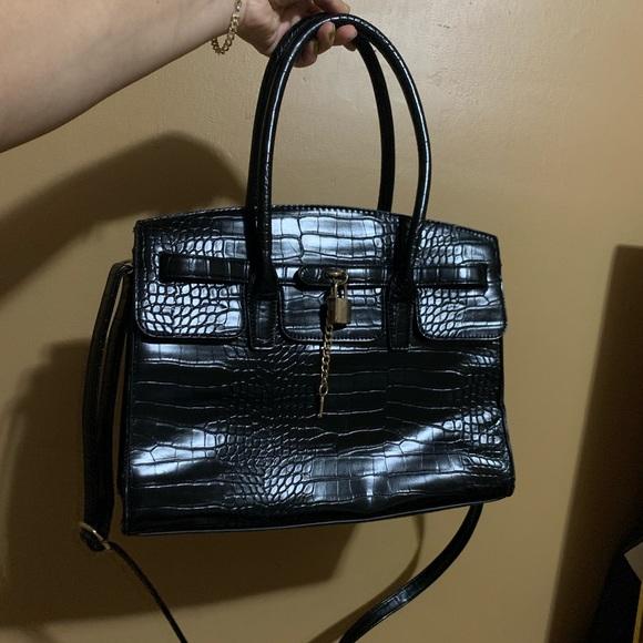 Aldo Handbags - Aldo croc handbag